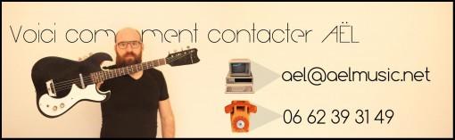 Contact Ael guitare 1448 silvertone