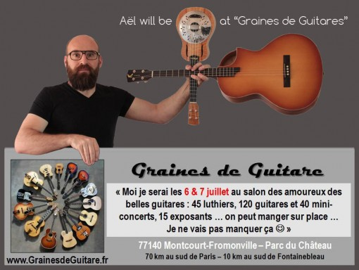 graine de guitare Aël