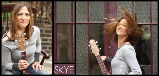 skye saint louis guitar chanteuse - Copie