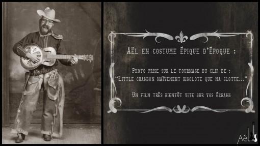 Aël_en_costume_épique_époque_ukulele