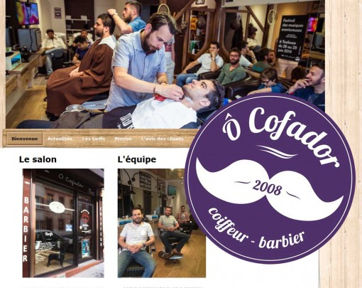 o cofador salon barbier toulouse ael