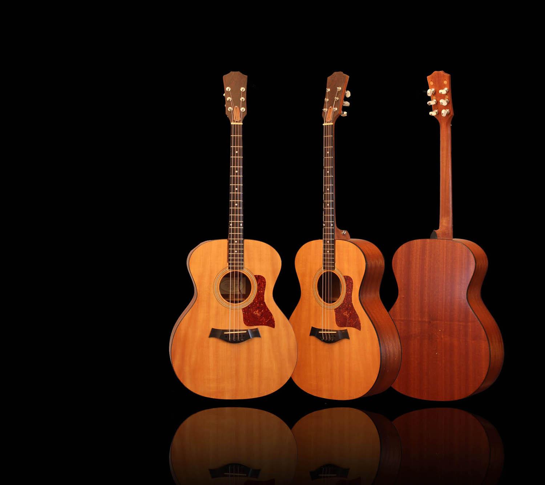 guitare a 4 cordes