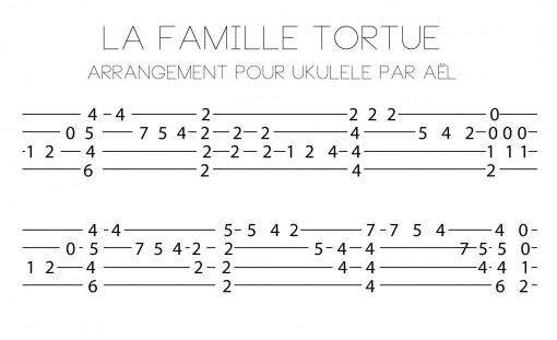 la famille tortue ukulele aelmusic.net copie