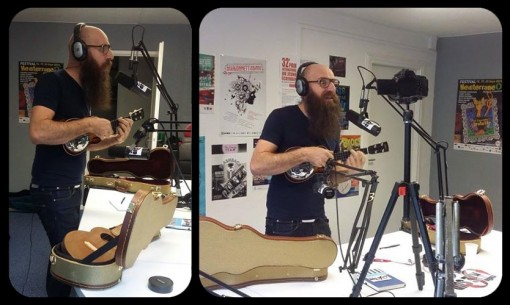 Ael radio axe sur 22 10 15 chansons ukulele