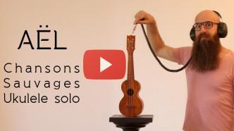 Miniature youtube ael radio axe sur ukulele copie
