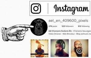 Ael est sur instagram