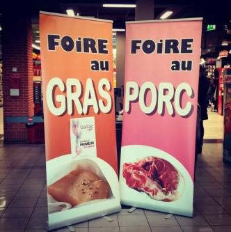 ael gras porc
