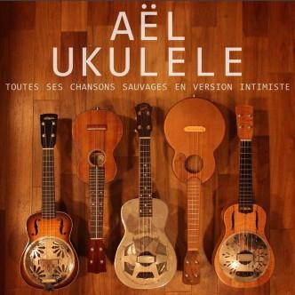 Ael Ukulele SOLO resonator chanson française